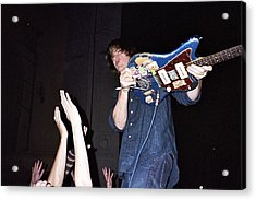 Sonic Youth Moore Theater Seattle Acrylic Print