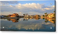 South Bullhead Sunrise Acrylic Print