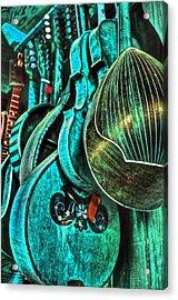 South By Southwest Acrylic Print by Frank SantAgata