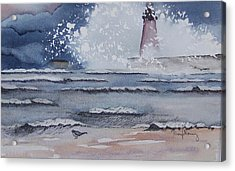South Haven Lighthouse Acrylic Print