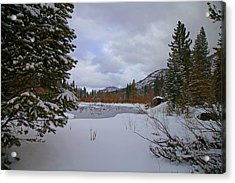 South Lake Tahoe Acrylic Print
