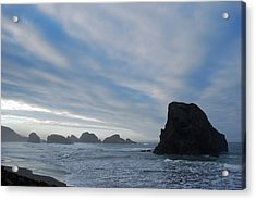 South Oregon Coast Acrylic Print