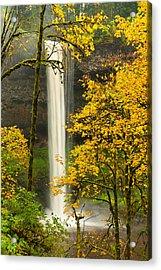 South Silver Falls Acrylic Print