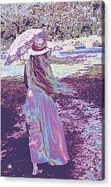 Southern Lady Acrylic Print