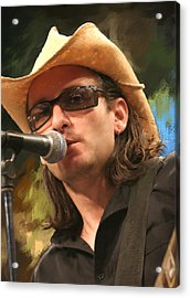 Southern Voice Acrylic Print by Robert Smith