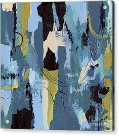 Spa Abstract 1 Acrylic Print