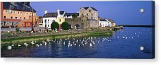 Spanish Arch, Galway City, Co Galway Acrylic Print by The Irish Image Collection