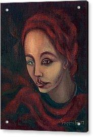 Spanish Ginger  Acrylic Print by Rachel Hershkovitz
