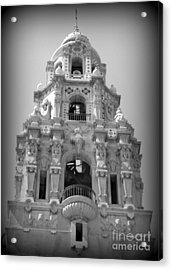 Spanish Renaissance Architecture Acrylic Print