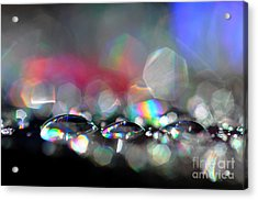 Acrylic Print featuring the photograph Sparks by Sylvie Leandre