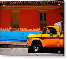 Special Delivery Acrylic Print by Skip Hunt