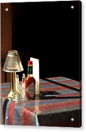 Spice Of Life Acrylic Print by Greg and Chrystal Mimbs