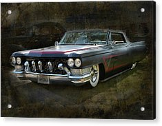 Acrylic Print featuring the photograph Spider Sled by Bill Dutting