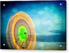 Spinning 2 Acrylic Print