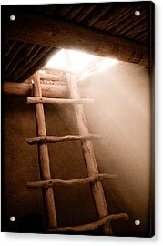 Spirit Ladder Acrylic Print