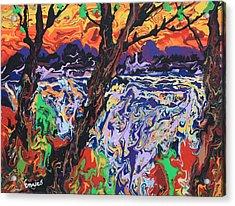 Spirit Lake Acrylic Print