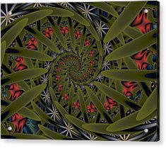 Splendor In The Grass Acrylic Print
