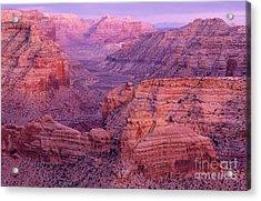 Splendor Of Utah Acrylic Print by Bob Christopher