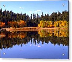 Spooner Autumn Acrylic Print