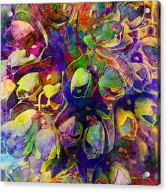Spring In My Mind Acrylic Print
