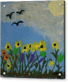 Spring Into Spring Acrylic Print