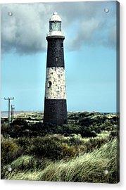 Spurn Point Lighthouse Acrylic Print