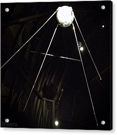 Sputnik 1: Space Age Began On Oct. 4th Acrylic Print