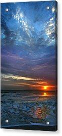St. Augustine Sunrise Acrylic Print