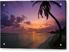 St. Croix Sunrise Acrylic Print