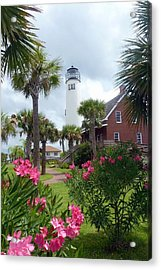 St. George Island Lighthouse Acrylic Print