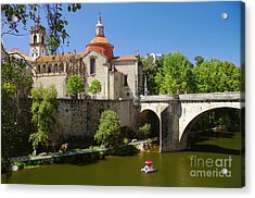 St Goncalo Cathedral Acrylic Print