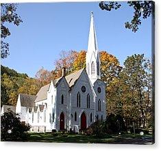 St. John's Church Acrylic Print