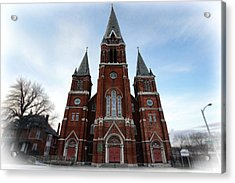 St. Josaphat Roman Catholic Church Detroit Michigan Acrylic Print
