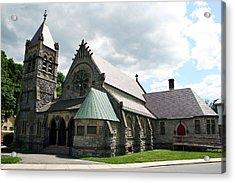 St. Mark's Church Acrylic Print