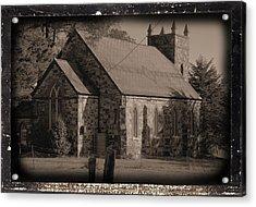 St Stephens Anglican Church Acrylic Print