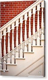 Stair Case Acrylic Print
