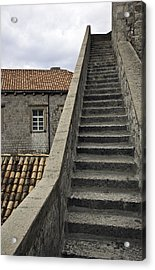 Stairs 1 Acrylic Print by Madeline Ellis