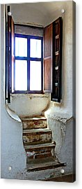 Stairway To The Outside Acrylic Print