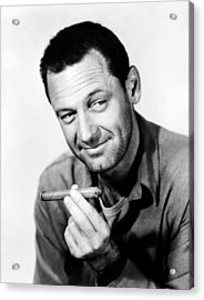 Stalag 17, William Holden, 1953 Acrylic Print by Everett