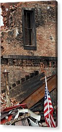 Acrylic Print featuring the photograph Stand By Me by Wanda Brandon