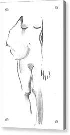 Stand Down Acrylic Print