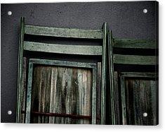 Standing Room Acrylic Print
