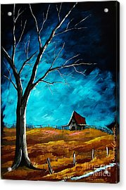 Standing Strong Acrylic Print by Steven Lebron Langston