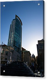 Acrylic Print featuring the photograph Standing Tall by JM Photography