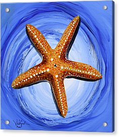 Star Of Mary Acrylic Print