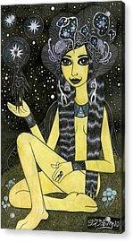 Star Princess Acrylic Print