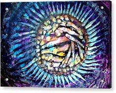 Starfish 01 Acrylic Print by Aquira Kusume
