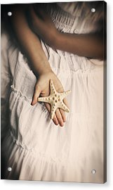 Starfish Acrylic Print by Joana Kruse