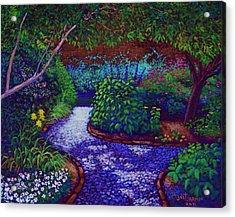 Southern Garden Acrylic Print