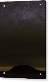 Acrylic Print featuring the photograph Stars Over Little Spencer by Brent L Ander